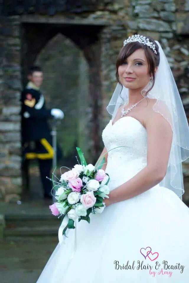 Bridal hair and makeup nottingham